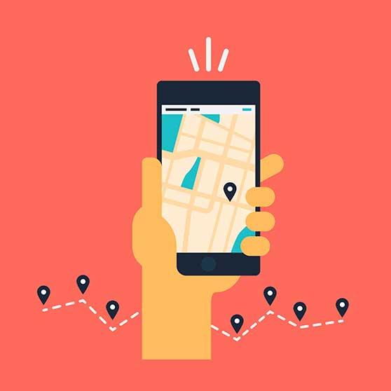 mobile, um site profissional