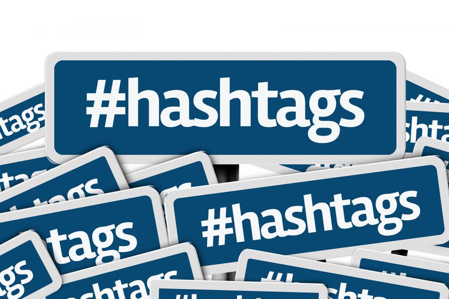 siga hash tags no instagram